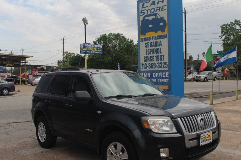 Mercury Mariner 2008 price $1,500 Down