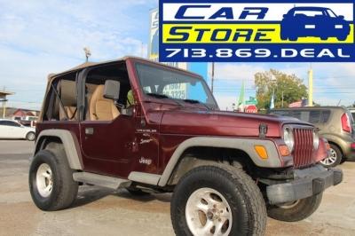 Jeep TJ 2001