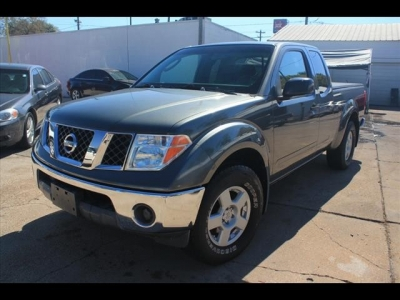 Nissan Frontier King Cab 2006