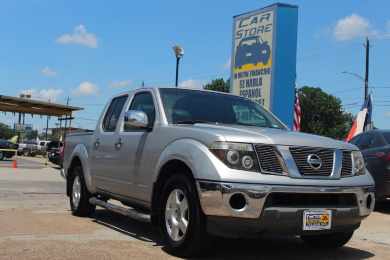 Nissan Frontier 2006 price $1,500 Down