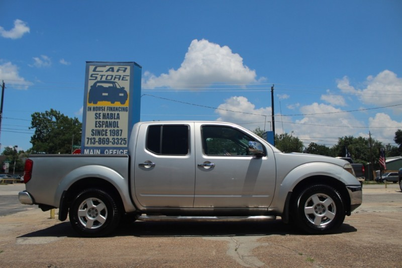 Nissan Frontier 2006 price $1,600 Down