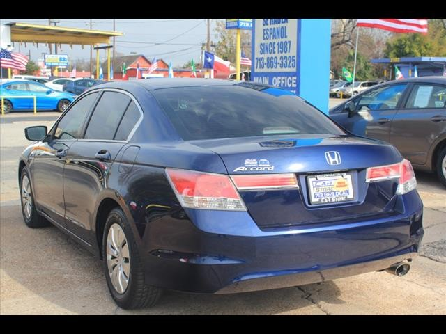 Honda Accord Sdn 2011 price $1,200 Down
