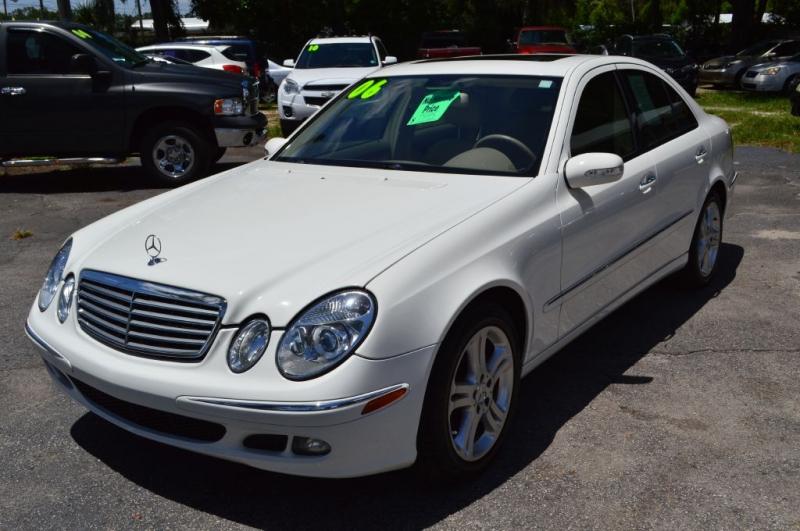 Honda Dealership Tampa >> 2006 MERCEDES-BENZ E-CLASS E350 w/NAVI - Inventory | Skyway Motors LLC | Auto dealership in ...