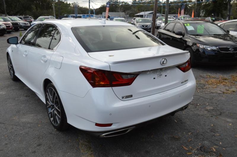 LEXUS GS F SPORT 2015 price $23,995