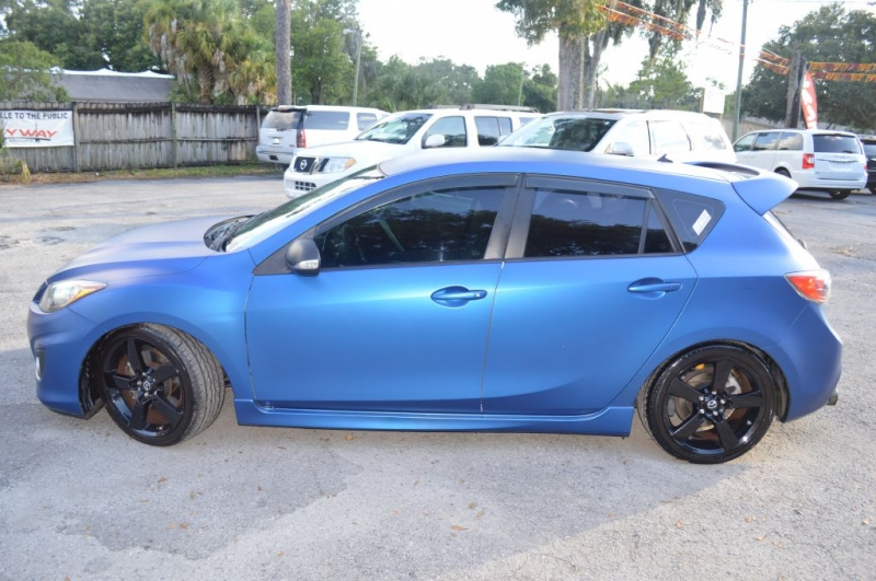 MAZDA SPEED3 2012 price $11,995