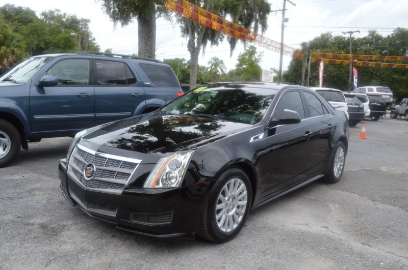 CADILLAC CTS 2011 price $11,495