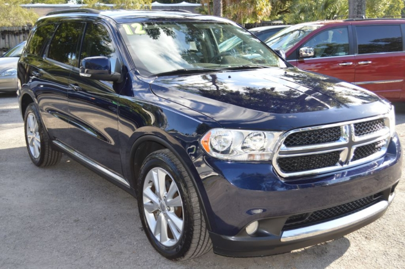 DODGE DURANGO 2012 price $12,995