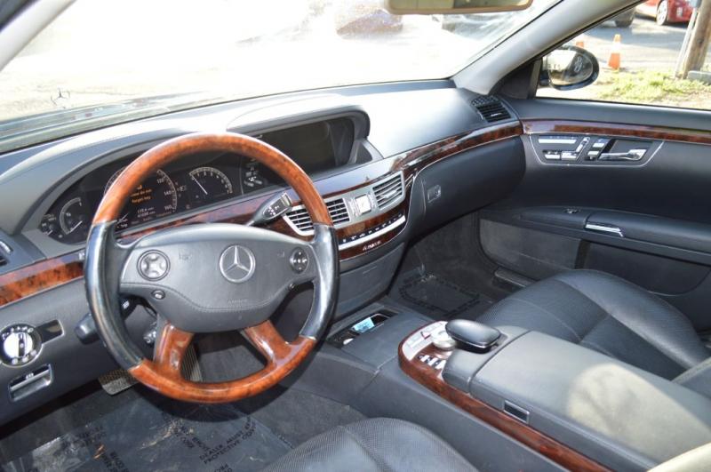 MERCEDES-BENZ S-CLASS 2009 price $19,995