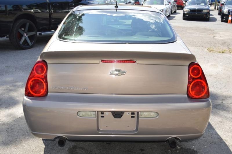CHEVROLET MONTE CARLO 2006 price $4,995