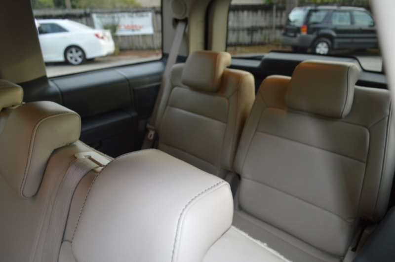 Terrific 2009 Ford Flex Sel Ibusinesslaw Wood Chair Design Ideas Ibusinesslaworg