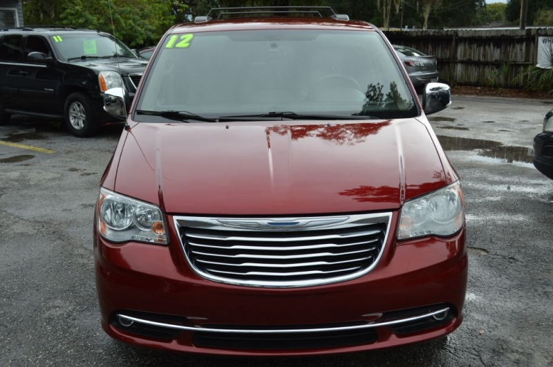 CHRYSLER TOWN & COUNTRY 2012 price $11,995