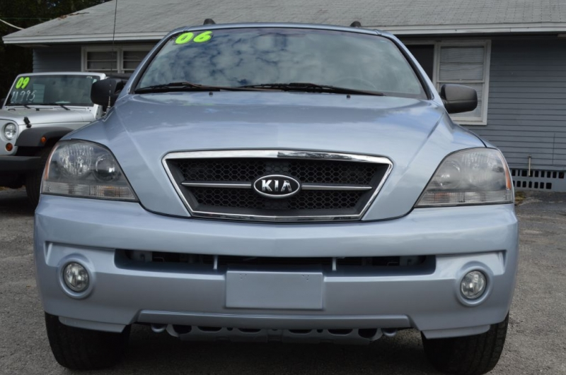 KIA SORENTO 2006 price $5,995