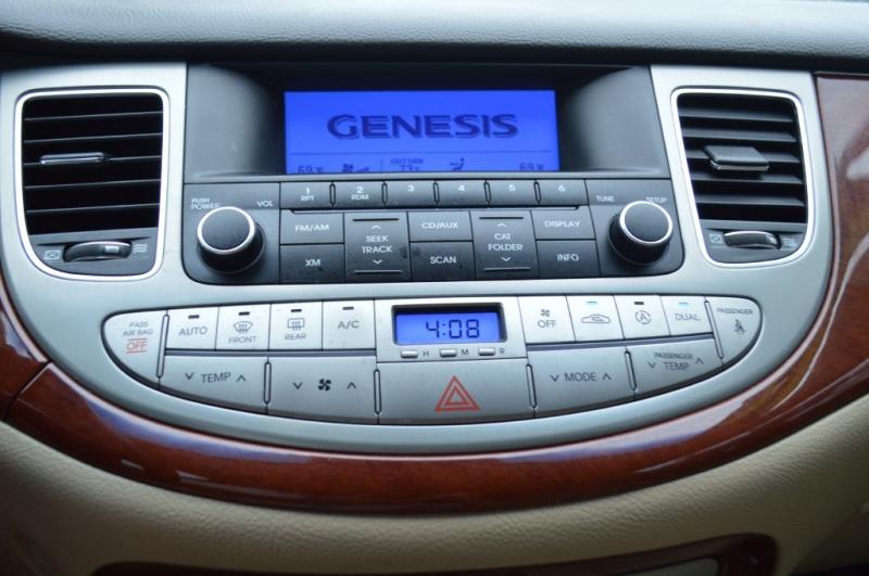 HYUNDAI GENESIS 2012 price $9,495