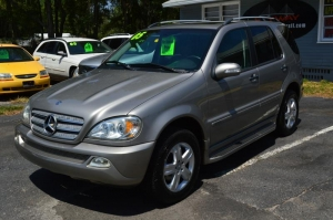 Mercedes-Benz ML 2005