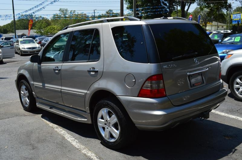 MERCEDES-BENZ ML 2005 price $3,995