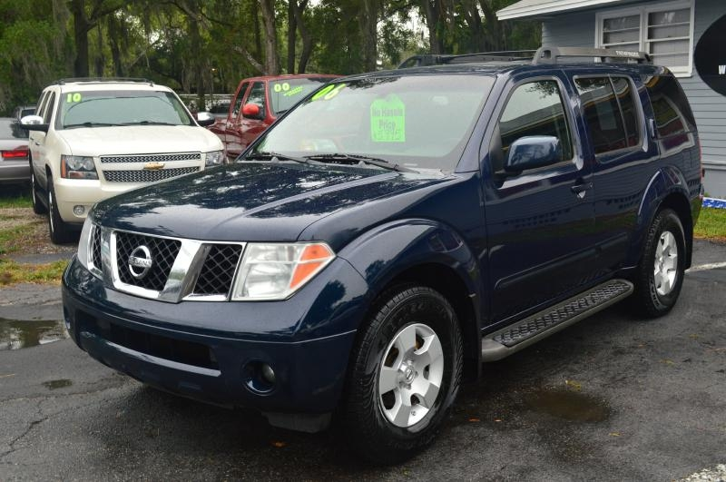NISSAN PATHFINDER 2006 price $4,595
