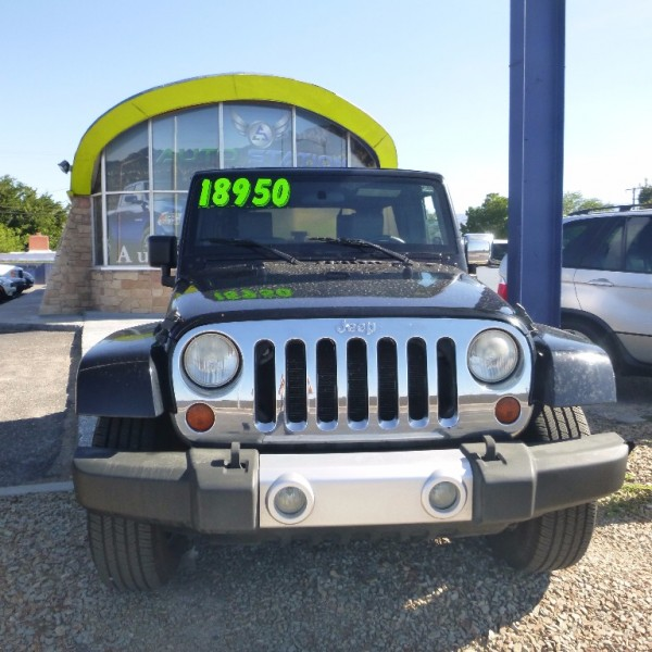 Jeep WRANGLER UNLIMI 2008 price $15,950