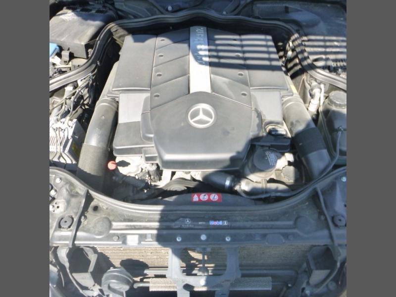 Mercedes-Benz E-CLASS 2006 price $9,950