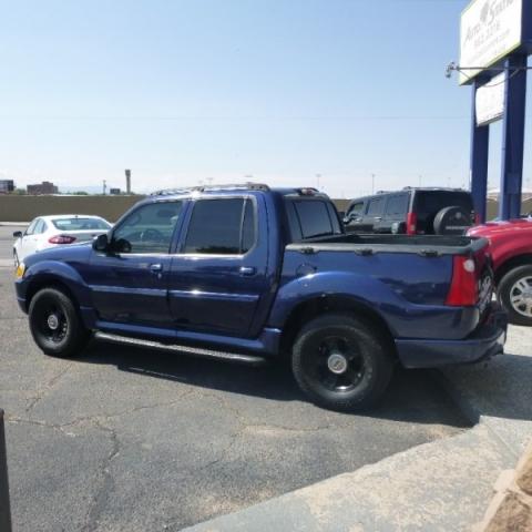 2004 Ford EXPLORER SPORT