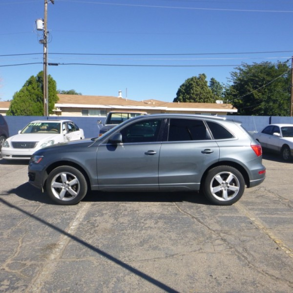 2012 AUDI Q5 PREMIUM PLUS Auto Station LLC