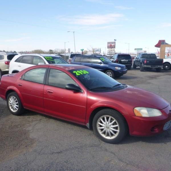 Chrysler SEBRING 2003 price 2,950