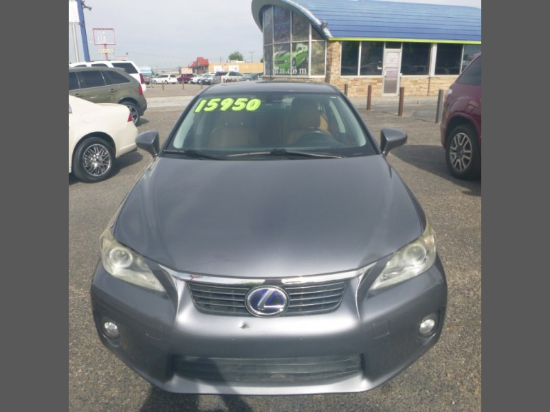 Lexus CT 2013 price 16,950