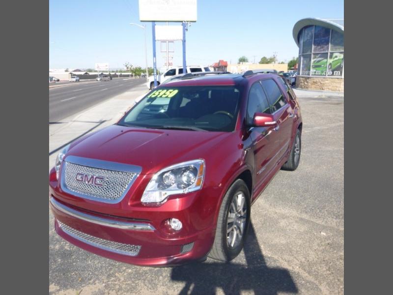 GMC ACADIA 2011 price $15,950