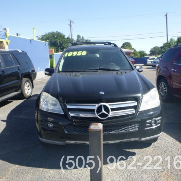 Mercedes-Benz GL 2007 price $10,950