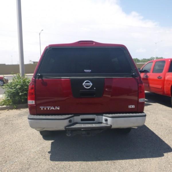 Nissan TITAN 2007 price 7,950