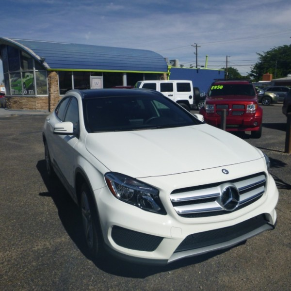Mercedes-Benz GLA 2017 price $25,950