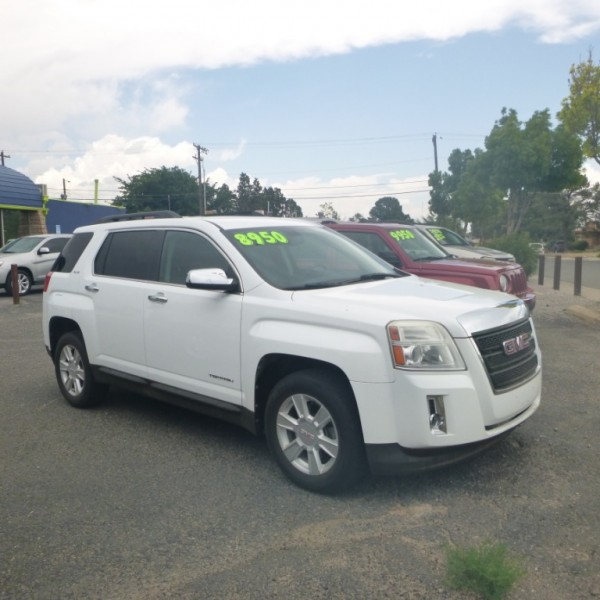 GMC TERRAIN 2011 price 8,950