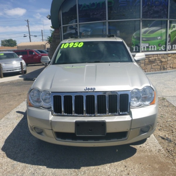 Jeep GRAND CHEROKEE 2008 price 10,950