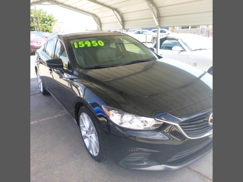 Mazda 6 2016 price 15,950