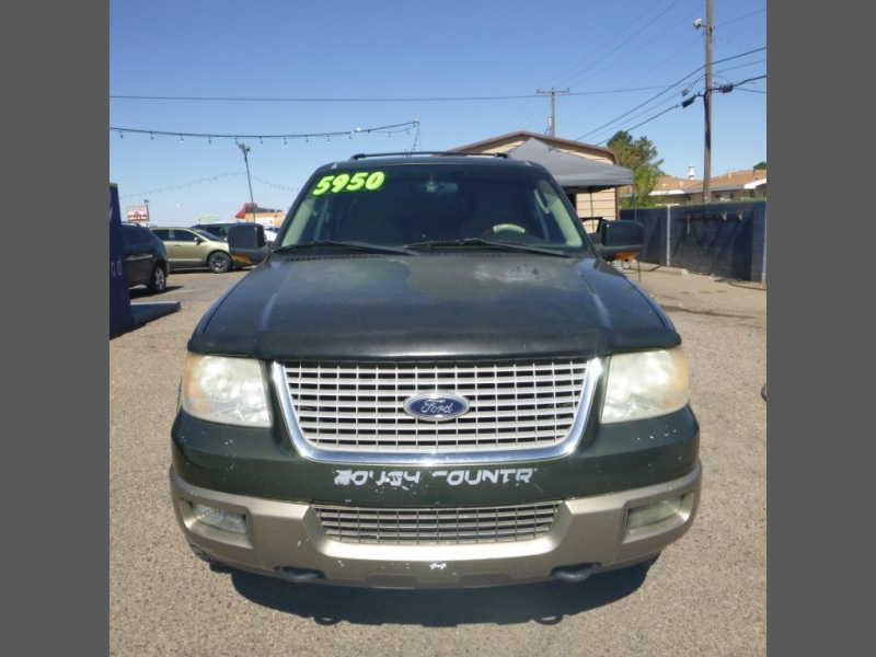 Ford EXPEDITION 2004 price 5,950