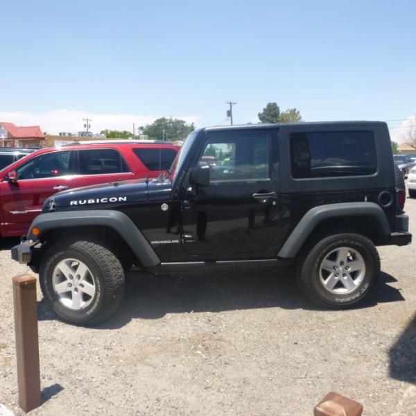 Jeep WRANGLER 2007 price 12,950