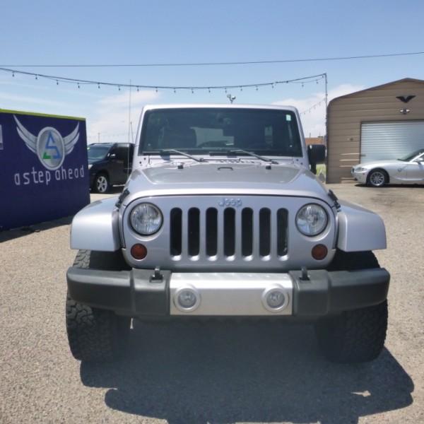 Jeep WRANGLER UNLIMI 2013 price 25,950