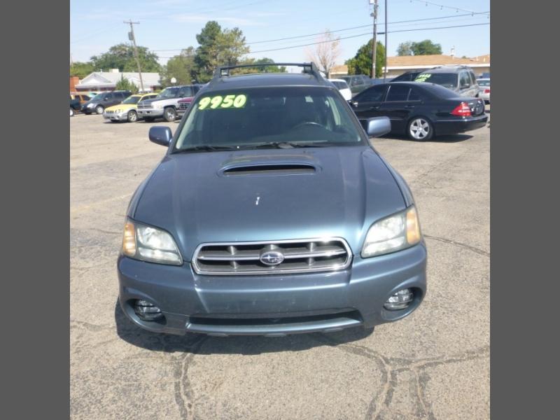 Subaru BAJA 2005 price 9,950