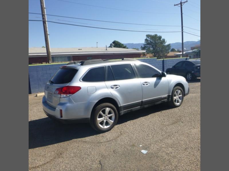 Subaru OUTBACK 2014 price 13,950