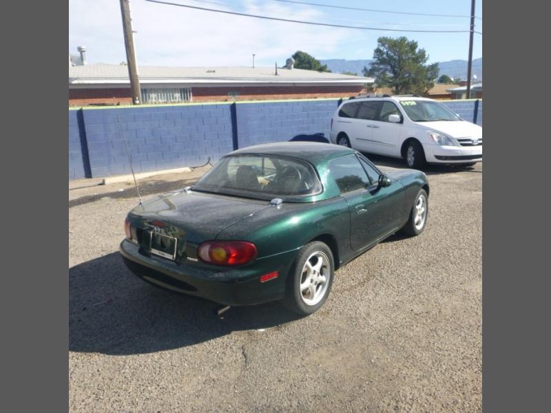 Mazda MX-5 MIATA 1999 price 5,950