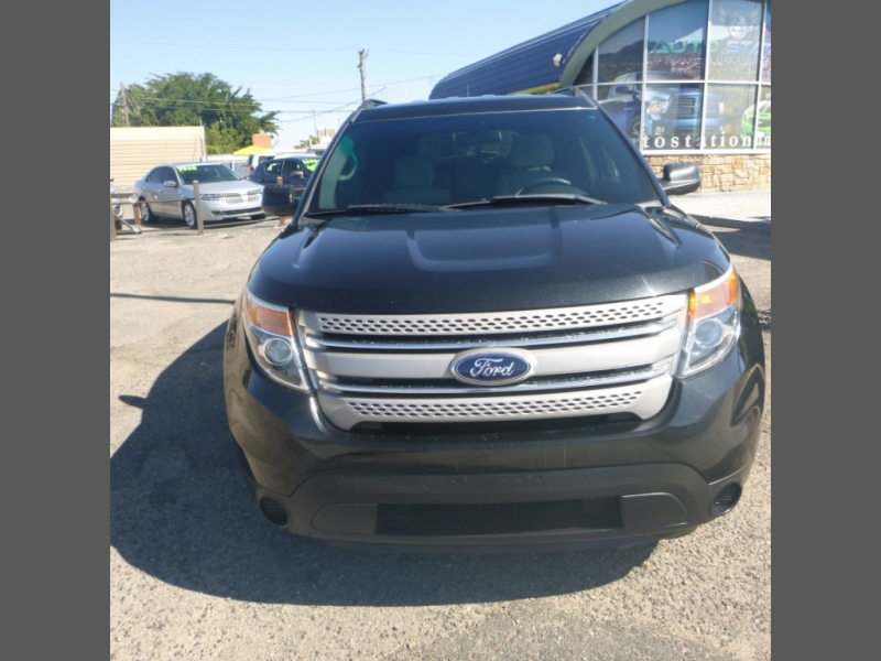 Ford EXPLORER 2013 price 12,950