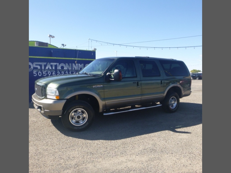 Ford Excursion 2004 price $13,950