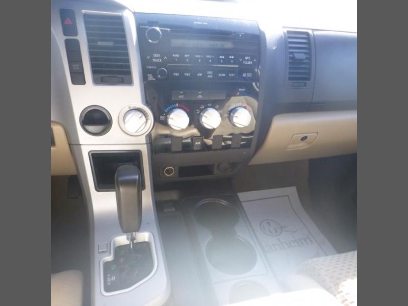 Toyota TUNDRA 2008 price $13,950