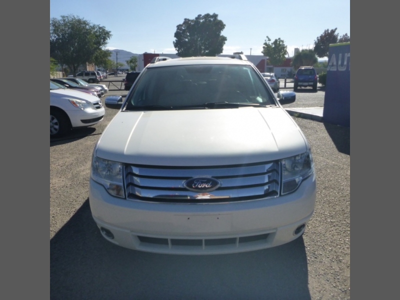 Ford TAURUS X 2009 price 8,950
