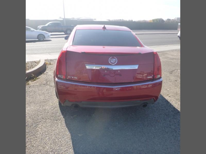 Cadillac CTS 2011 price 13,950
