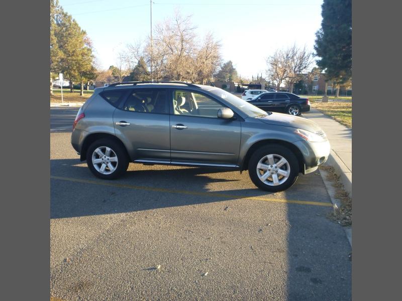Nissan MURANO 2007 price 7,950