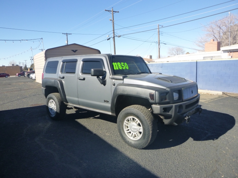 Hummer H3 2008 price $11,950