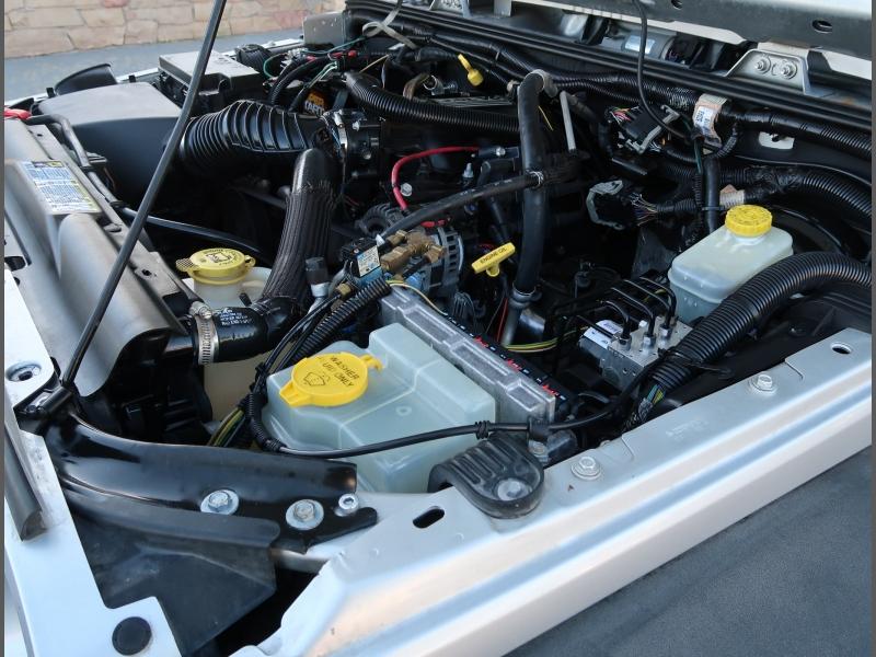 Jeep WRANGLER 2008 price $13,450