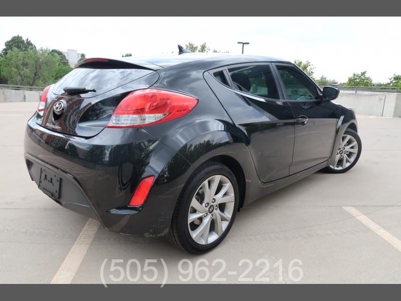 HYUNDAI VELOSTER 2017 price Call for Pricing.