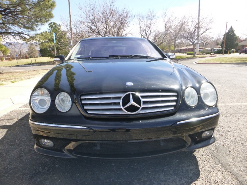 2003 mercedes benz cl 55 amg used cars abq afforable for Albuquerque mercedes benz dealerships