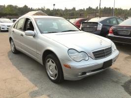 Mercedes-Benz C240 2002